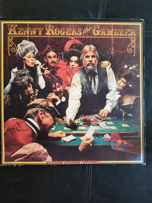 Kenny Rogers The Gambler Album 1978 UA-LA934