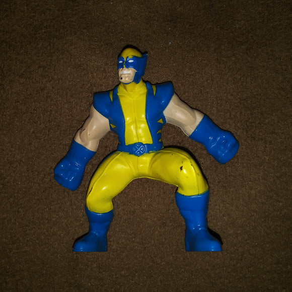 2010 McDonalds Fast Food Marvel X-Men Retractable Claw Wolverine