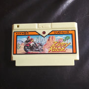 Nintendo Famicom Japan NES Import Game Zippy Race - US SELLER