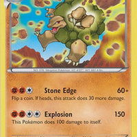 Pokemon - Flashfire #47/106 Stage 2 GOLEM 150HP
