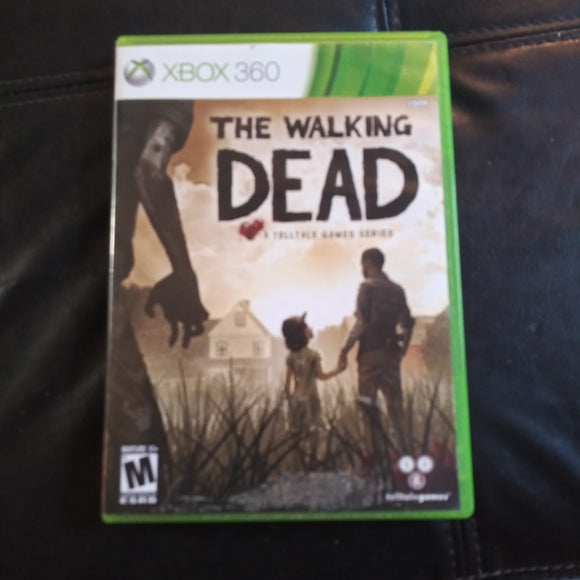 Xbox 360 The Walking Dead Videogame