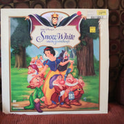 Walt Disney Masterpiece Snow White and the Seven Dwarfs Laserdisc