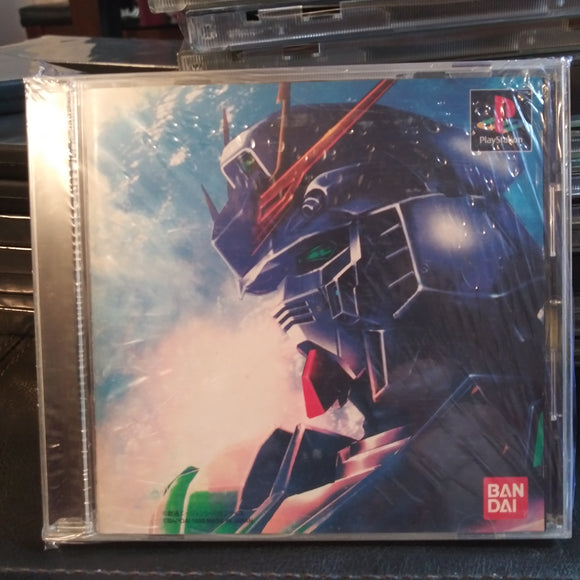 PlayStation 1 PS1 Sony Japan SEALED Mobile Suit Gundam Char's Counterattack US Seller