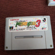 Nintendo Super Famicom Japan SNES Import Game 1995 Prime Goal 3 Soccer  - US SELLER
