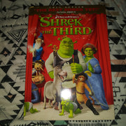 DreamWorks Shrek The Third Full Screen DVD with Outer Sleeve