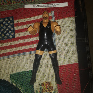 2014 Mattel WWE Double Attack Double Punch Big Show Figure