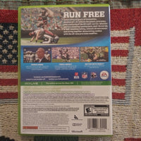 XBOX 360 NFL Madden 25 Videogame Kinect