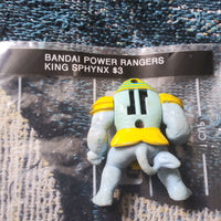 "1993 Bandai Power Rangers 2"" King Sphynx MMPR"