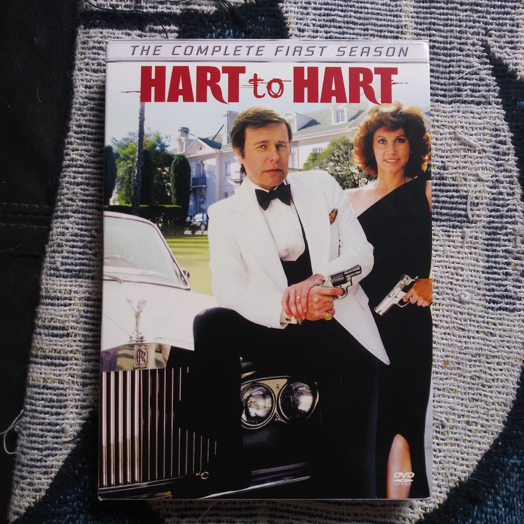 Hart to Hart Complete First Season 6 DVD Set 23 Episodes
