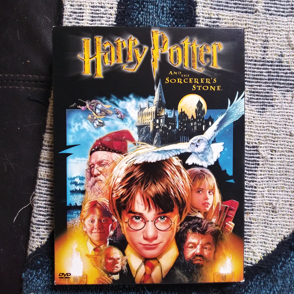 Harry Potter and the Sorcerer's Stone 2 DVD Set