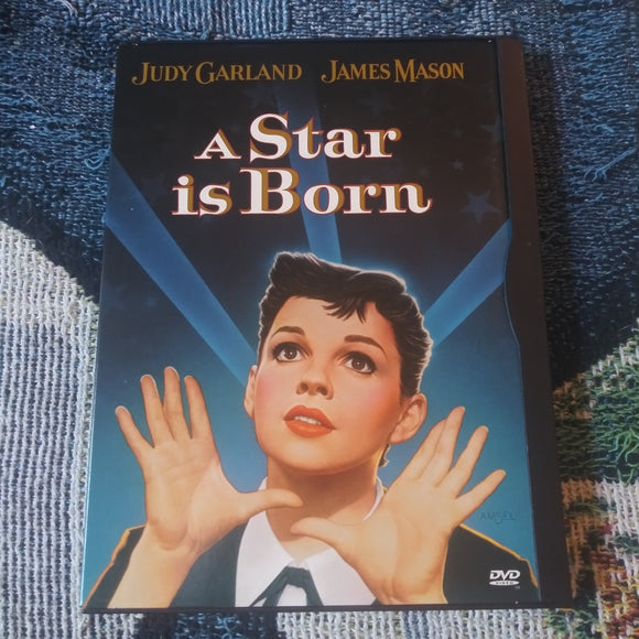 A Star Is Born Snapcase DVD Judy Garland James Mason