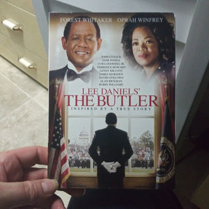 Lee Daniel's The Butler Forest Whitaker Oprah Winfrey Factory Sealed NEW DVD with slipcover