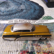 "2000 Hot Wheels ""So Fine"" Lowrider rare Gold/Silver/Black variant"