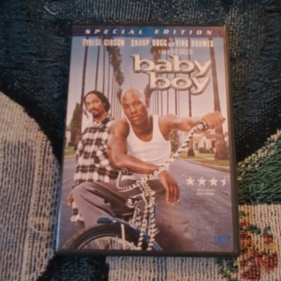Baby Boy Special Edition DVD - Snoop Dogg Tyrese Gibson Ving Rhames