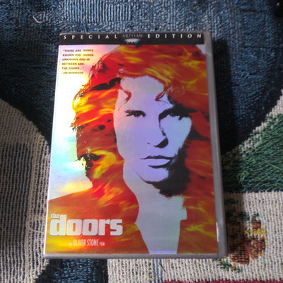 The Doors Special Edition 2 Disc DVD Set - Oliver Stone Film - Val Kilmer