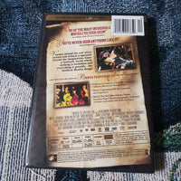 Moulin Rouge Widescreen DVD - Nicole Kidman - Ewan McGregor