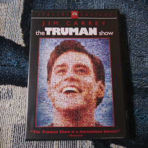 The Truman Show - Special Collectors Edition DVD - Jim Carrey