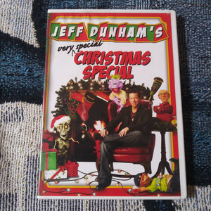 Jeff Dunham's Very Special Christmas Special DVD - Comedy