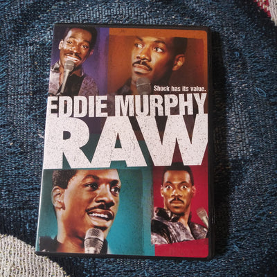 Eddie Murphy RAW DVD - Stand-Up Comedy - Widescreen