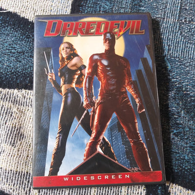 Daredevil - 2 Disc Widescreen DVD - Ben Afflack Jennifer Garner