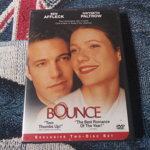 Bounce Exclusive 2 Disc DVD Set - Gwyneth Paltrow - Ben Affleck