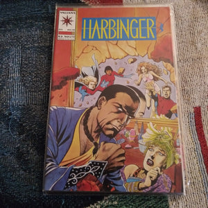 Harbinger #19 - Valiant Comics