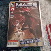 Mass Effect Foundation #1 - Dark Horse Comics