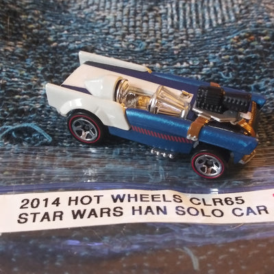 2014 Hot Wheels CLR65 Star Wars Han Solo Die-Cast Car