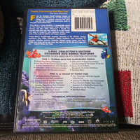 Walt Disney Pixar Finding Nemo 2 Disc Collectors Edition DVD