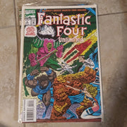 Fantastic Four Unlimited Comicbooks (1993) - Marvel Comics - Choose From List