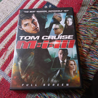 Mission Impossible 3 - M:I-3 Full Screen DVD - Tom Cruise