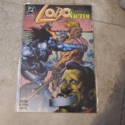 Lobo Portrait of A Victim #1 (1993) - DC Comics NM