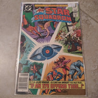 The All-Star Squadron #10 (1982) - DC Comics - The Eye
