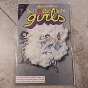 The Trouble With Girls #3 - Epic Comics - Heavy Hitters