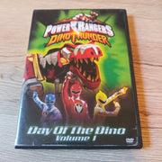 Power Rangers Dino Thunder - Day of the Dino Volume 1 DVD