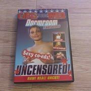 Girls Gone Wild Uncensored Dormroom Fantasies DVD - GGW