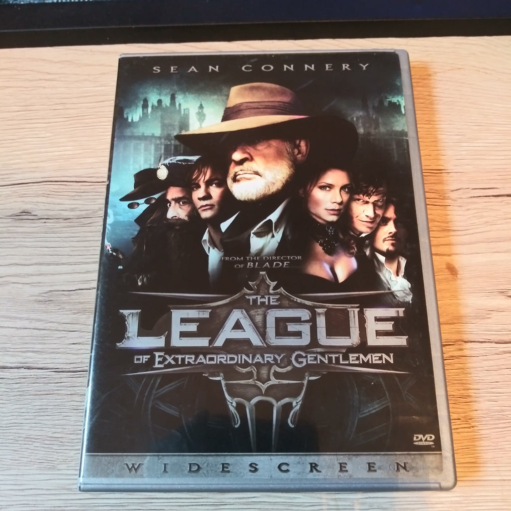 The League of Extraodinary Gentlemen - Widescreen DVD with Insert - Sean Connery
