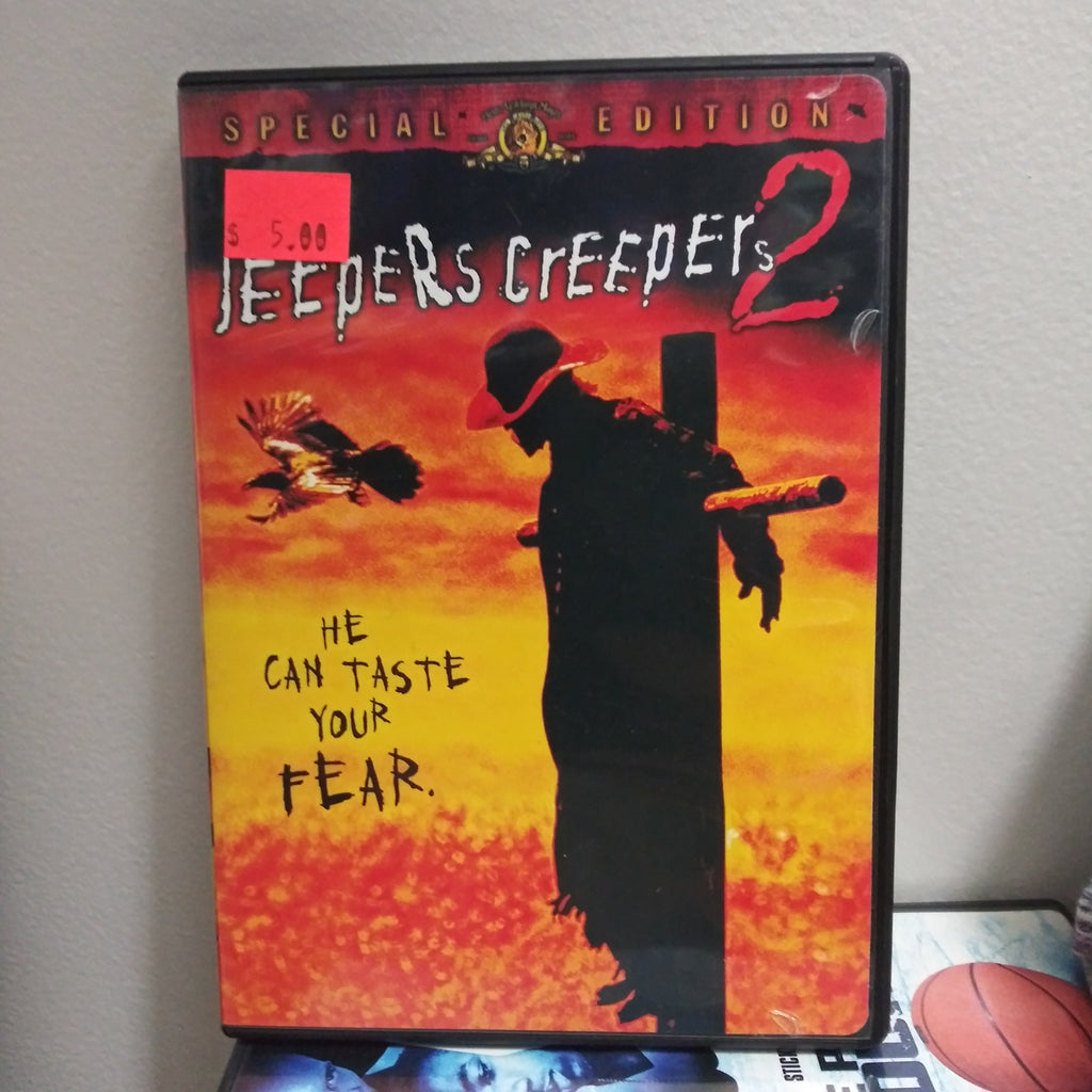 Jeepers Creepers 2 - Horror Special Edition DVD with Insert