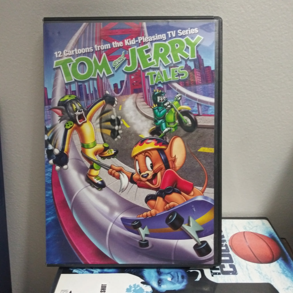 Tom and Jerry Tales - 12 Cartoons DVD - Volume 5