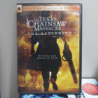 The Texas Chainsaw Massacre The Beginning - Horror DVD - New Line Platinum Series