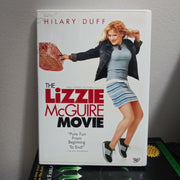Walt Disney The Lizzie McGuire Movie DVD - Hilary Duff - With Inserts