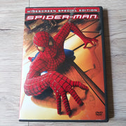 Spider-Man Special WideScreen 2 Disc DVD Set - Kirsten Dunst - Tobey Maguire Spiderman
