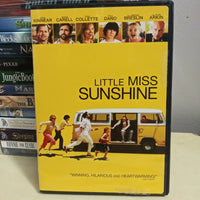 Little Miss Sunshine Full Screen & Widescreen DVD