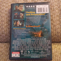 Crash Full Screen DVD with Insert - Sandra Bullock - Don Cheadle - Matt Dillon - Ludacris