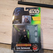 1997 Star Wars Electronic Power F/X Luke Skywalker Sealed Figure