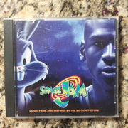 Space Jam Movie Soundtrack w/Booklet Bugs Bunny Michael Jordan Music CD