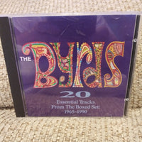 The Byrds 20 Essential Tracks From The Boxed Set 1964-1990 Music CD