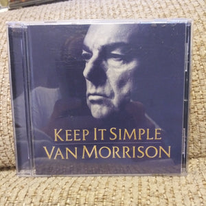 Van Morrison Keep It Simple w/Lyrics Booklet - Music CD