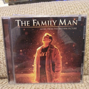 The Family Man Movie Soundtrack - U2 - Seal - Chris Isaak - Music CD