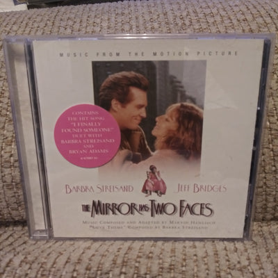 The Mirror Has Two Faces Movie Soundtrack Barbra Streisand Hamlisch Music CD